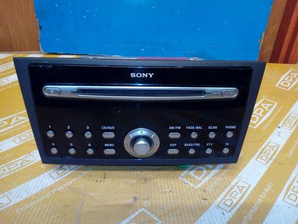 Radio Ford SONY CD MP3 CDS  Oryginał / Bdb. Stan !
