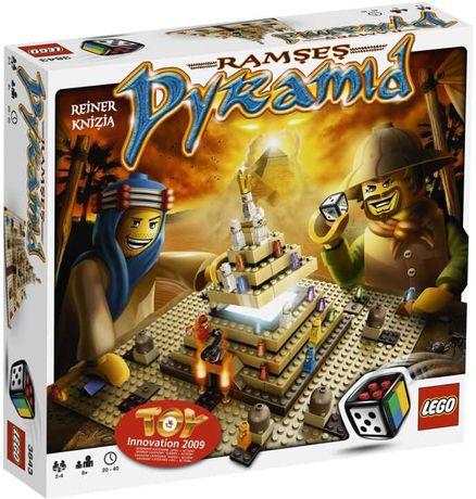 Конструктор LEGO ОРИГИНАЛ настольная игра Лего 3843 Ramses Pyramid