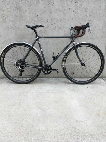 Nowy rower Rychtarski, columbus, gravel, przełajowy, szosowy, górski