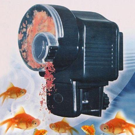 Alimentador automático eletrónico para aquário peixes tartaruga NOVO