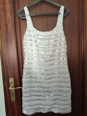 Vestido de lantejoulas