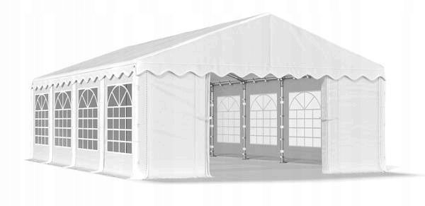 WYNAJEM Namiot weselny 4 m x 8 m z usługą montażu i demontażu
