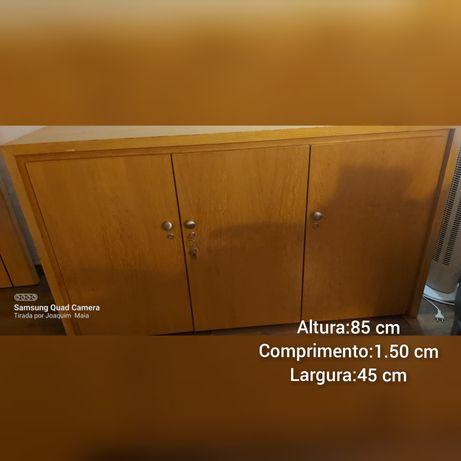 armario aparador em carvalho