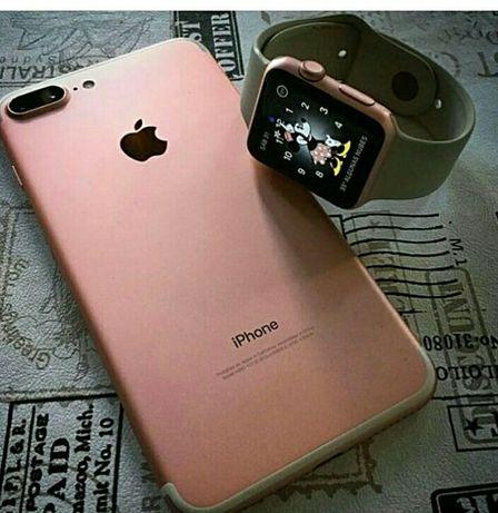 Iphone 7+Plus 32gb новый в коробке и пленке