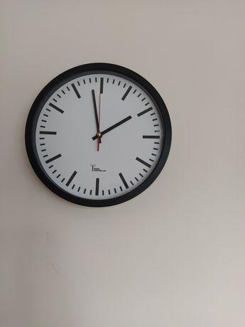 Zegar ścienny szkło