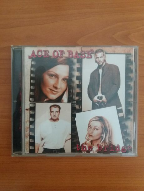CD Ace of Base - the bridge