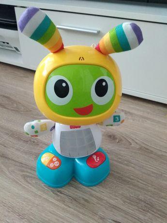 Bebo interaktywna zabawka Fisher Price