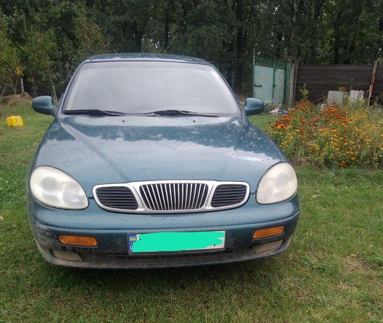 Продам авто Daewoo leganza 2001