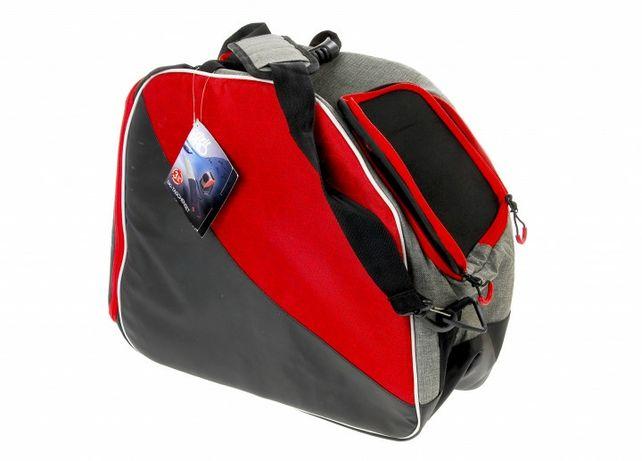 Сумка для лыжного снаряжения Crivit PRO серый/синий,красный/чёрный
