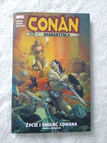 Conan. Życie i śmierć Conana (księga pierwsza)