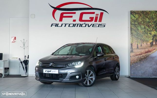 Citroën C4 1.6 BlueHDi Feel (5P)