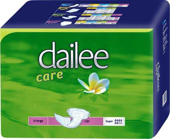 Підгузки для дорослих повітропроникні Dailee Care Super ExtraLarge