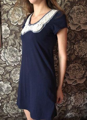 Трикотажное платье Yumi р. S