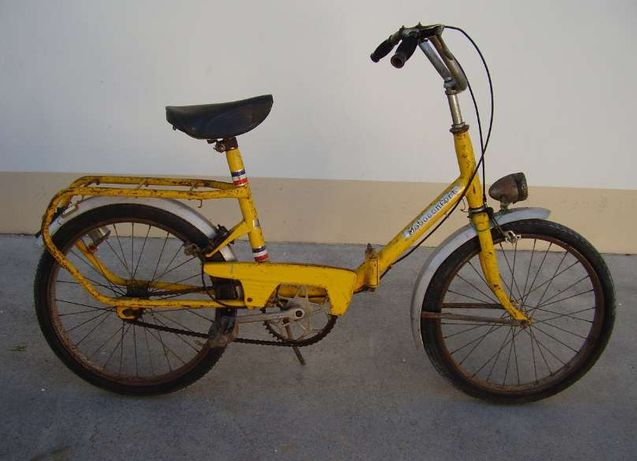 Bicicleta Motoconfort
