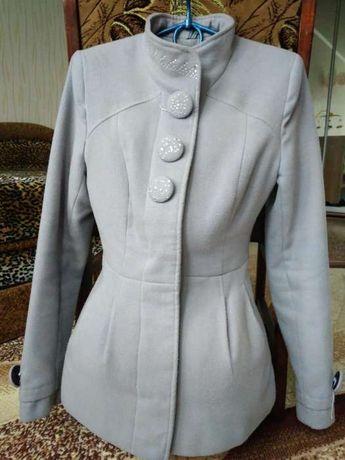 Пальто, кашемировое пальтишко
