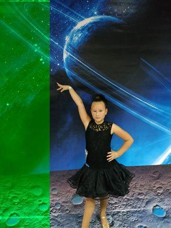 Бальное платье 8-11лет Bogdashkina на полненькую девочку