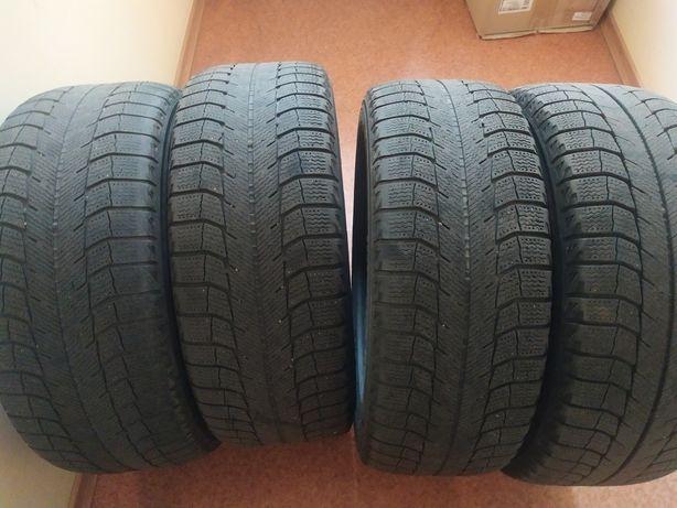 Комплект шин 205 55 R16 Michelin x-ice 2 + диски 5*108