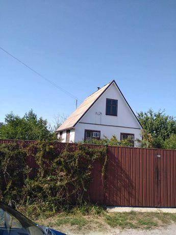 Продам дом дачу со всеми удобствами и отоплением в Новоселовке
