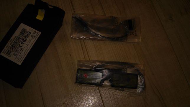okulary samsung 3D SSG-4100GB nowe 2szt