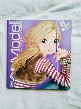 Książka do projektowania Model Design Studio