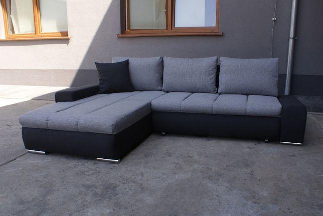 Narożnik z funkcją spania Porto Mini Kanapa Sofa rogówka