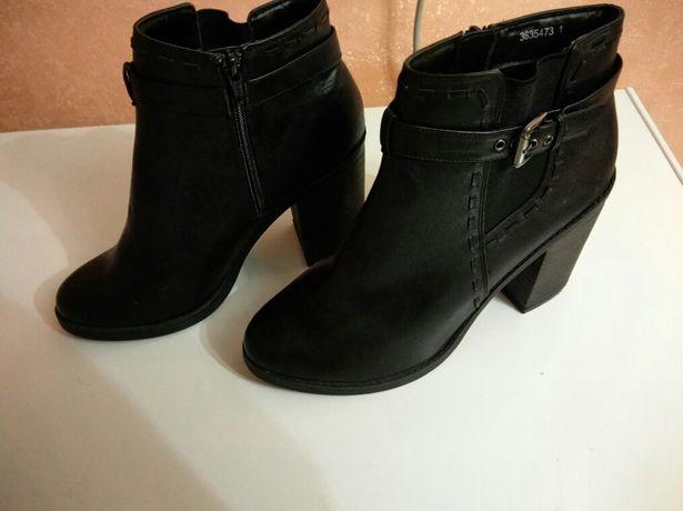 Деми ботинки New look 42 размер.
