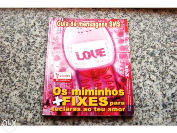 Guia de mensagens por sms para o seu amor