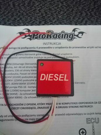 Start diesel trudność z odpalaniem
