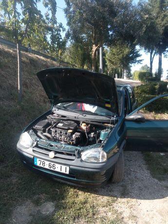 Opel corsa com apenas 2 donos