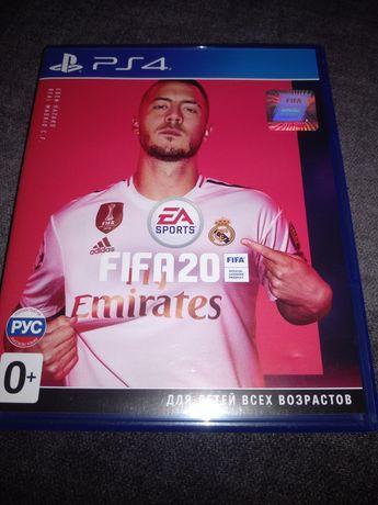 Fifa 20 ps4 русская версия