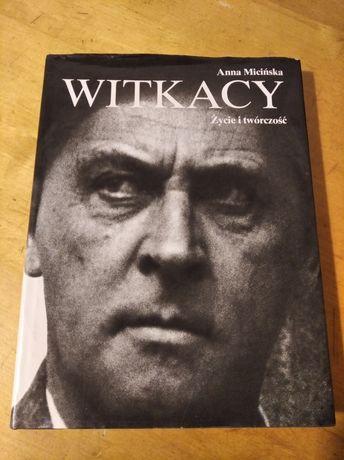 Witkacy. Życie i twórczość - Micińska Anna  J.Polski