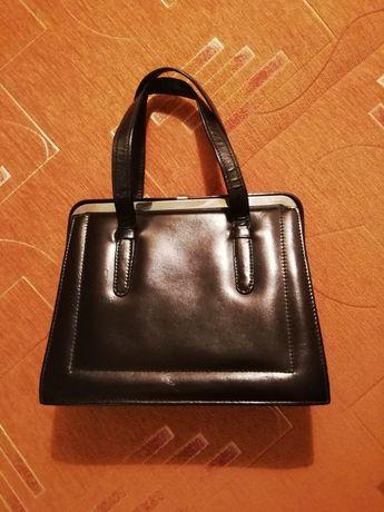 Винтажная сумка редикюль