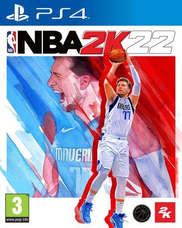 NBA 2K22 Gra na PS4