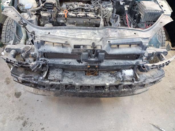 Pas wzmocnienia przedni kompletny Vw Golf 5 Europa benzyna