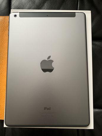 Идеальный Планшет Apple iPad Air 64Gb Wi-Fi + 4G Space Gray
