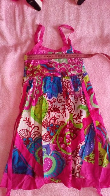 Платье- сарафан для девочки 104р