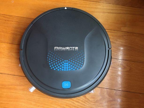 Robot Rowenta Explorer Serie 20 Aqua Blue