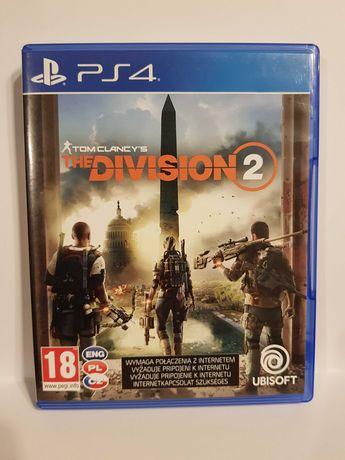 Division 2 PS4 PL