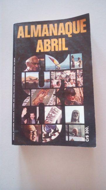 Almanaque Abril 1981 & Almanaque mundial 1978