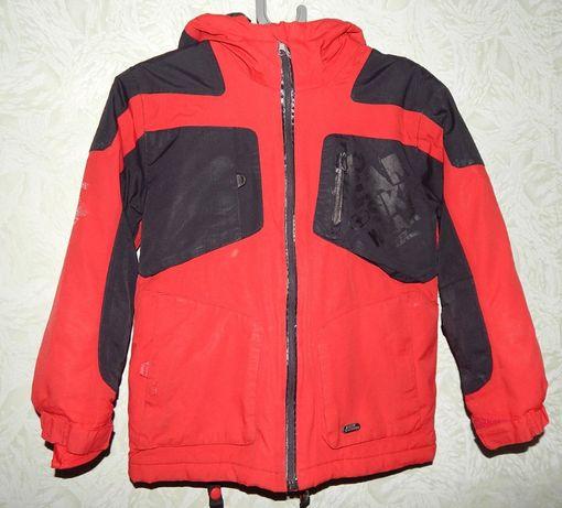 Куртка зимняя No Fear на мальчика 7-8 лет