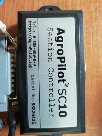 Система паралельного водіння AgroPilot SC10 продам.