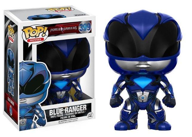 Фигурка Funko POP Movies Power Rangers - Blue Ranger Vinyl Figure