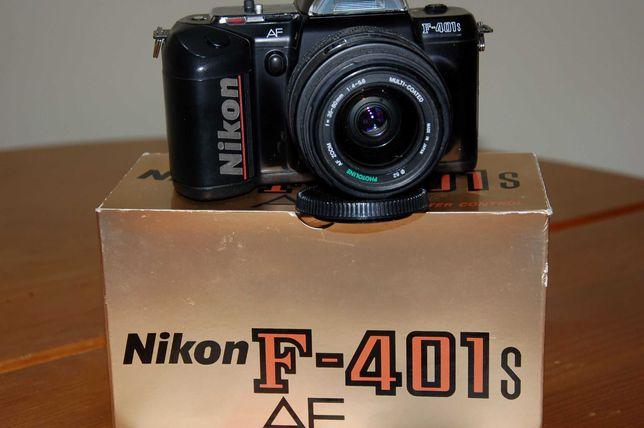Nikon - Maquina Analógica F-401S