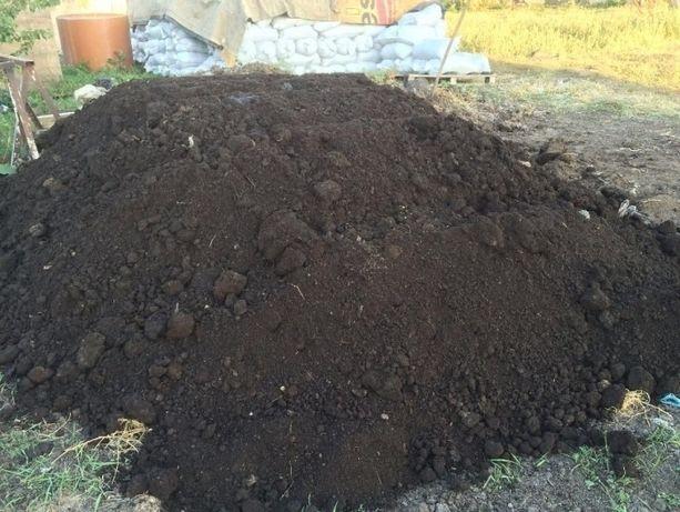 ПЕРЕГНОЙ, Грунт плодородный для теплиц, торф, земля 200 гр /т+ достав.