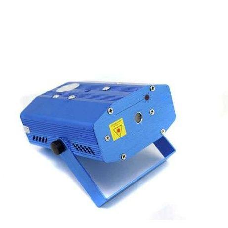 Диско лазер LASER 6в1 диско лампа проектор