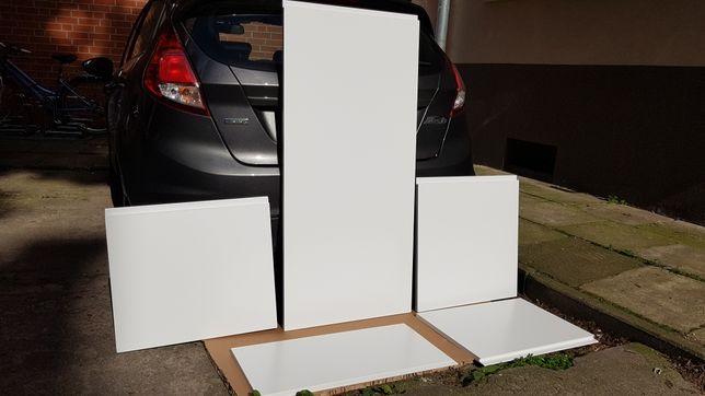 OKAZJA! Nowe Fronty kuchenne lakierowane półmat białe