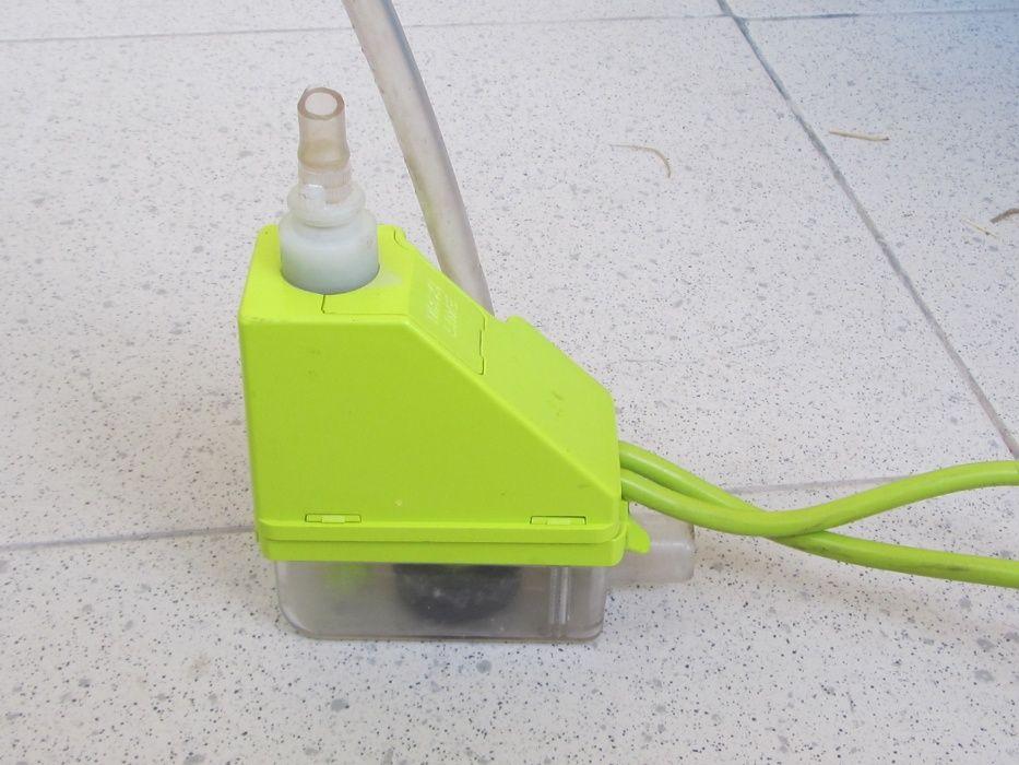 Bomba de esgoto (condensados) de ar condicionado Guarda - imagem 1