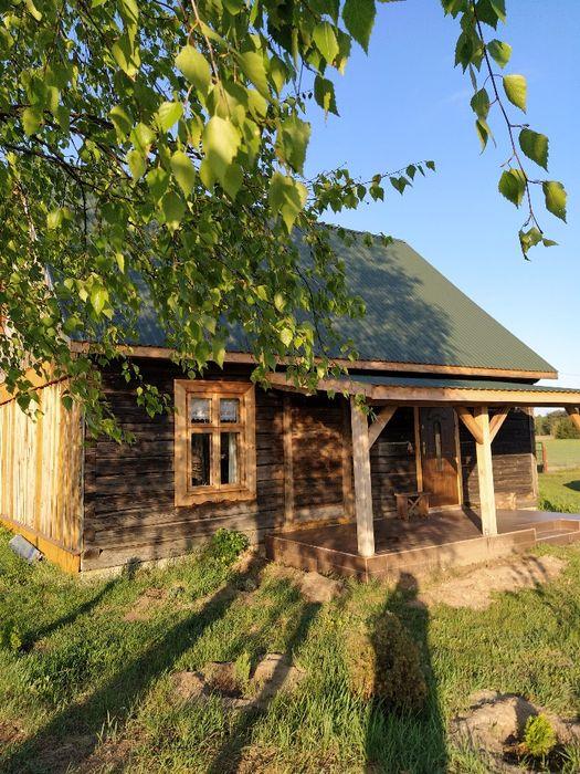 Agroturystyka/domek letniskowy/wypoczynek/Skowronkowe pola nad Narwią Osowiec - image 1