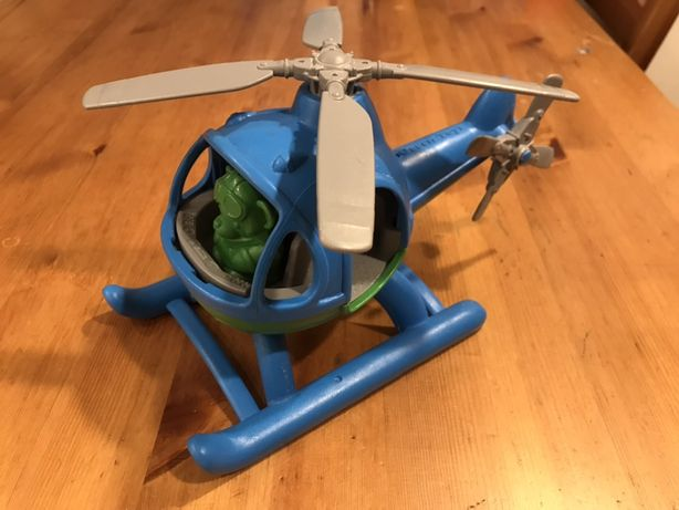 Helikopter Green Toys