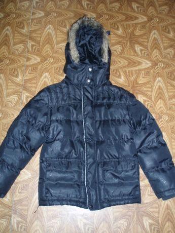 Фирменная куртка демисезон/зима 122-128